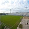 Красноярский стадион «Локомотив» готовят кхоккейному сезону
