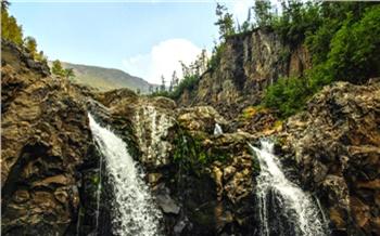 Плато Путорана: край тысячи водопадов