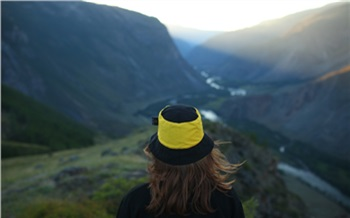 В горах Алтая #можноВСЁ