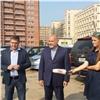 Размещение павильонов вКрасноярске призвали систематизировать (видео)