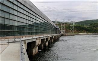 Енисей. ГЭС. Хариус