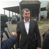 Виктор Зубарев встретился с аграриями Каратузского района