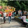 Последние летние выходные вКрасноярске будут теплыми