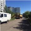 Жители Академгородка возмущены действиями строителей