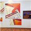ВКрасноярске открылась выставка картин про Енисей