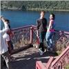 Волонтеры красноярской языковой школы показали иностранцам достопримечательности Дивногорска