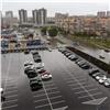 Накрасноярской Взлетке официально открыли многоуровневую парковку