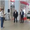 Молодые предприниматели получили площади вкрасноярском ТРЦ