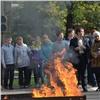 Красноярские пожарные провели занятия вкоррекционных школах