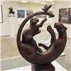 ВКрасноярске открылась выставка выпускников Российской Академии художеств