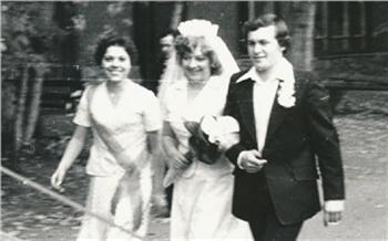 Фотоистория: Как красноярцы играли свадьбы вСССР