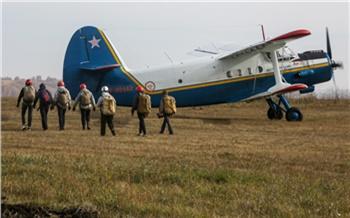 Как это сделано: прыжки спарашютом вКрасноярске