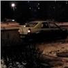 Красноярский таксист сбил девушку на«зебре»