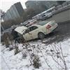 По факту ДТП в Красноярске с участием полицейского назначена служебная проверка