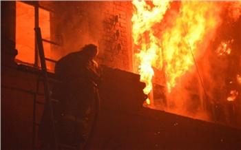 «Успеть за10минут»: как вКрасноярске тушат пожары