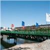 ВМинусинске закрывают построенный военными мост