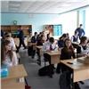 Вбородинских классах СУЭК отремонтировали кабинеты илаборатории