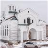 Направобережной набережной Красноярска освятили колокола для новой церкви