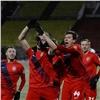 Футболисты «Енисея» сыграли вничью смосковским «Динамо»