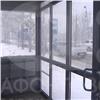 «Теплые» остановки вКрасноярске остаются холодными игрязными (видео)