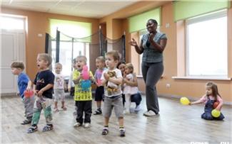 Как это сделано: детский сад Welcome kids