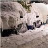 Красноярцев призвали пересесть наавтобусы навремя снегопадов