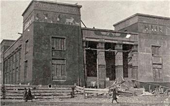 «После пожара Краеведческий превратили в притон»: история смутных времён