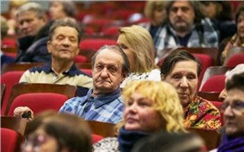 «Кино без границ» для особых зрителей