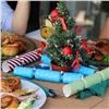 Новогодний стол вКрасноярске оценили дешевле 5тысяч рублей
