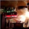 Вмногоэтажке накрасноярской Взлетке подожгли лифт (видео)