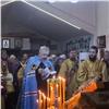 Вкрасноярской Зеленой Роще освятили новый храм