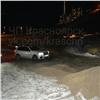 Короткую дорогу ккрасноярскому 4-му мосту вочередной раз расчистили после завалов (видео)