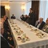 Почетные граждане Красноярска обсудили смэром итоги года