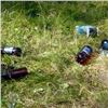 На«Столбы» запретят приходить спластиковыми бутылками