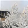 ВКрасноярск идут морозы
