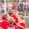 ВКрасноярске выберут лучших футболистов Лиги юных чемпионов
