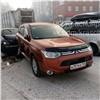 Неизвестный водитель вКрасноярске разбил шесть машин исбежал