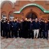 Красноярские хоккеисты выиграли после посещения храма