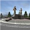 Представлен макет скульптуры «Призывник» для новой площади вКрасноярске