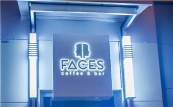 Кофе-бар Faces: дорого-нарядно