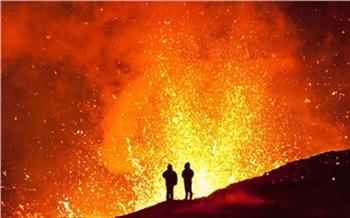 Фоторепортаж: Волшебный огонь Вершинина