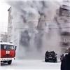 Вкрасноярской Зеленой Роще в жилом доме взорвался газ (видео)