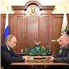 Глава «Норникеля» рассказал президенту о программе развития компании