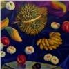 Экзотические фрукты представили красноярцам накартинах