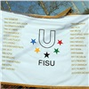 На«Лыжне России» передали флаг FISU красноярской Универсиаде