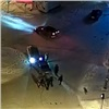 Утреннее ДТП в Красноярске закончилось дракой на дороге (видео)