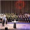 ВКрасноярске впервые прозвучал хор в800 детских голосов