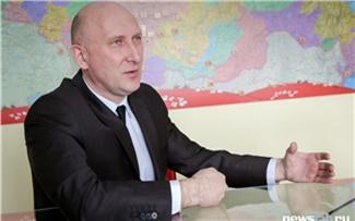 «Люди своего дела»: Сергей Садовник