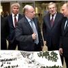 Президент «Норникеля» ознакомил Путина сподготовкой «Бобрового лога» кУниверсиаде