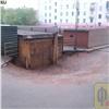Красноярский пенсионер отказался от5млн рублей замешающий всем гараж